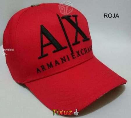 gorras ax armani mercadolibre a9b0210d3df